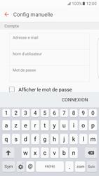 Samsung Galaxy S7 Edge - E-mail - configuration manuelle - Étape 9