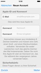 Apple iPhone 5c - Apps - Einrichten des App Stores - Schritt 13