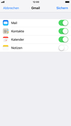 Apple iPhone 6s - E-Mail - Konto einrichten (gmail) - 8 / 11