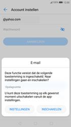Huawei P10 - E-mail - Handmatig instellen (yahoo) - Stap 6