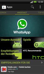 HTC One SV - Apps - Herunterladen - 18 / 25