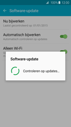 Samsung Galaxy S6 Edge - software - update installeren zonder pc - stap 8