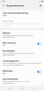 Samsung Galaxy J4 Plus - Beveiliging - stel in of wijzig pincode voor je toestel - Stap 5