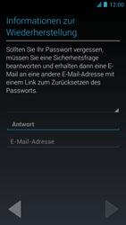 Alcatel One Touch Idol - Apps - Einrichten des App Stores - Schritt 14