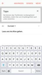 Samsung G930 Galaxy S7 - E-Mail - E-Mail versenden - Schritt 10