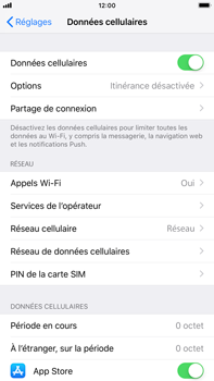 Apple iPhone 7 Plus - iOS 12 - Internet - activer ou désactiver - Étape 4