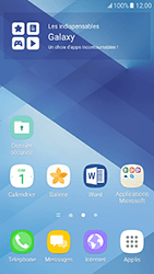 Samsung Galaxy A5 (2017) - Prise en main - Installation de widgets et d