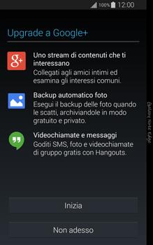 Samsung Galaxy Note Edge - Applicazioni - Configurazione del negozio applicazioni - Fase 19