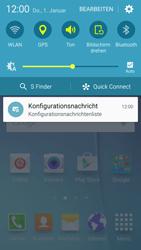 Samsung Galaxy S6 - MMS - Automatische Konfiguration - 1 / 1