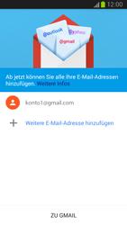 Samsung I9300 Galaxy S III - E-Mail - Konto einrichten (gmail) - Schritt 14