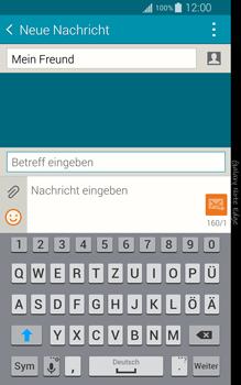 Samsung N915FY Galaxy Note Edge - MMS - Erstellen und senden - Schritt 14