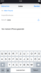 Apple iPhone 6 Plus - E-Mail - E-Mail versenden - 7 / 15