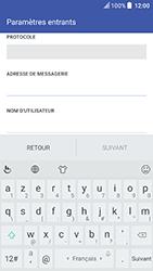 HTC U Play - E-mails - Ajouter ou modifier un compte e-mail - Étape 8