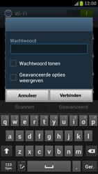 Samsung I9300 Galaxy S III - wifi - handmatig instellen - stap 7