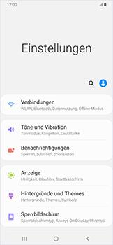 Samsung Galaxy A50 - Internet - Manuelle Konfiguration - Schritt 5