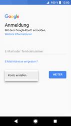 Sony Xperia XZ1 - Apps - Einrichten des App Stores - Schritt 5