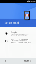 Huawei Ascend Y550 - Email - 032a. Email wizard - Gmail - Step 8