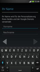 HTC Desire 601 - Apps - Konto anlegen und einrichten - 5 / 24