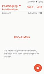 Samsung Galaxy Xcover 3 VE - E-Mail - Konto einrichten - 0 / 0