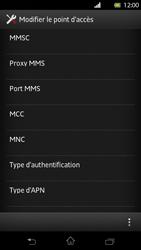 Sony Xperia T - MMS - Configuration manuelle - Étape 12