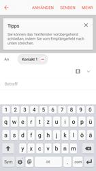 Samsung G920F Galaxy S6 - Android M - E-Mail - E-Mail versenden - Schritt 8