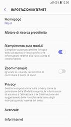 Samsung Galaxy S6 - Android Nougat - Internet e roaming dati - Configurazione manuale - Fase 23