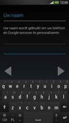 HTC One - Applicaties - Account instellen - Stap 6