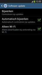 Samsung I9195 Galaxy S IV Mini LTE - software - update installeren zonder pc - stap 7
