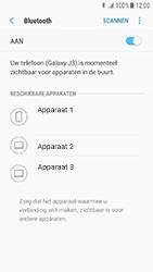 Samsung Galaxy J3 (2017) (SM-J330F) - Bluetooth - Aanzetten - Stap 6