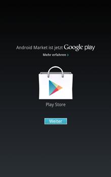 Samsung Galaxy Note - Apps - Konto anlegen und einrichten - 16 / 18