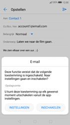 Huawei P10 Lite - E-mail - E-mail versturen - Stap 12