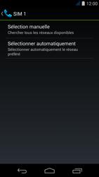 Acer Liquid Jade S - Réseau - utilisation à l'étranger - Étape 10