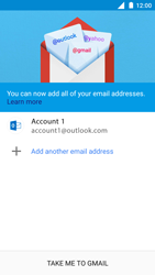 Nokia 3 - E-mail - 032c. Email wizard - Outlook - Step 12
