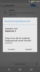 Sony Xperia M2 - bluetooth - headset, carkit verbinding - stap 7