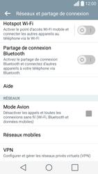 LG Spirit 4G - Réseau - Sélection manuelle du réseau - Étape 5