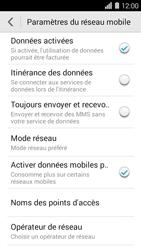 Huawei Ascend Y550 - MMS - Configuration manuelle - Étape 4