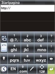 HTC F3188 Smart - Internet - handmatig instellen - Stap 17