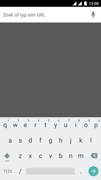 OnePlus 3 - internet - hoe te internetten - stap 6
