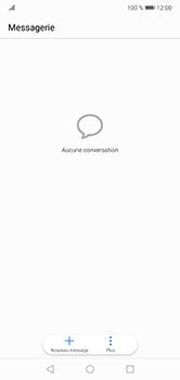 Huawei P20 lite - Contact, Appels, SMS/MMS - Envoyer un MMS - Étape 3