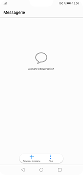 Huawei P20 Lite - MMS - Envoi d