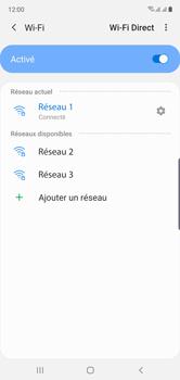 Samsung Galaxy Note 10 - WiFi - Configuration du WiFi - Étape 9