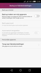Huawei Huawei Y5 II - toestel resetten - fabrieksinstellingen terugzetten - stap 4