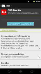 Sony Xperia T - Apps - Installieren von Apps - Schritt 22