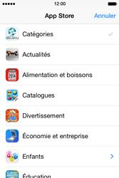 Apple iPhone 4S (iOS 8) - Applications - Télécharger une application - Étape 5