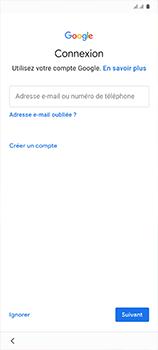 Samsung Galaxy A41 - Premiers pas - Configuration de l
