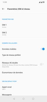 OnePlus 7 Pro - Aller plus loin - Désactiver les données à l'étranger - Étape 6