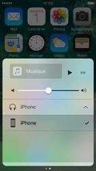 Apple iPhone SE - iOS 10 - iOS features - Centre de contrôle - Étape 9