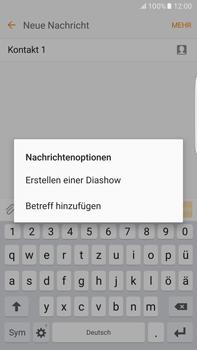 Samsung G928F Galaxy S6 edge+ - Android M - MMS - Erstellen und senden - Schritt 16