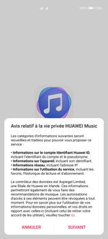Huawei P40 Pro - Photos, vidéos, musique - Ecouter de la musique - Étape 3