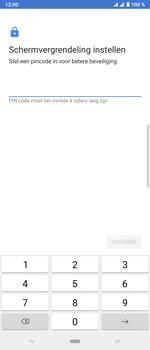 Sony xperia-10-plus - Beveiliging en privacy - automatische schermblokkering instellen - Stap 7